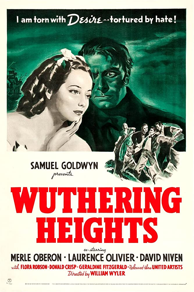 wuthering heighs movie poster